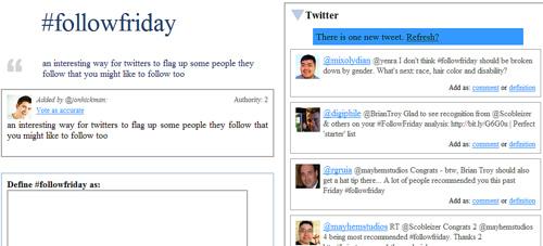 Tagalus: #followfriday
