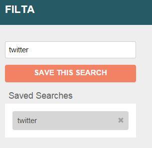 Filta search